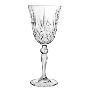 Krystalglas Hvidvin