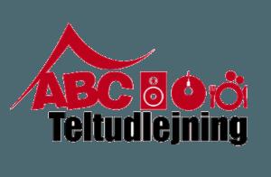 ABC Teltudlejning ApS logo | Teltudlejning og udlejning af alt til festen