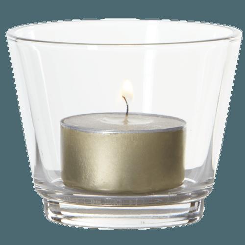 Leje af service | fyrfadsstage i glas