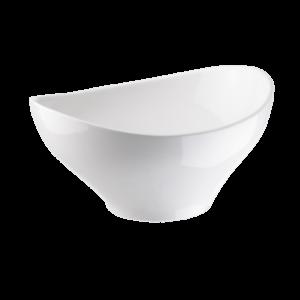 Porcelænsskål mellem