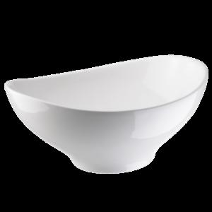 Porcelænsskål stor