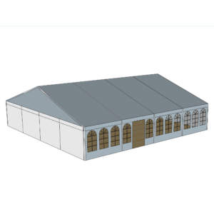 Telt 12×12 m