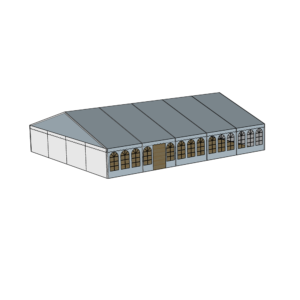 Telt 12×15 m