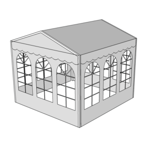 Telt 3×3 startfag