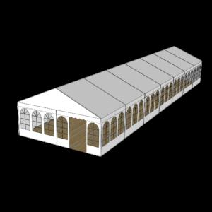 Telt 6×21 m