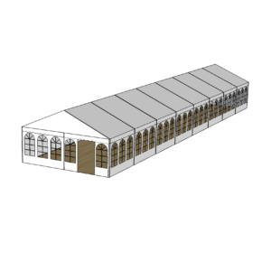 Telt 6×24 m