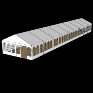 Telt 6×27 m