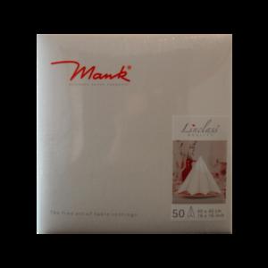 Textil servietter hvide