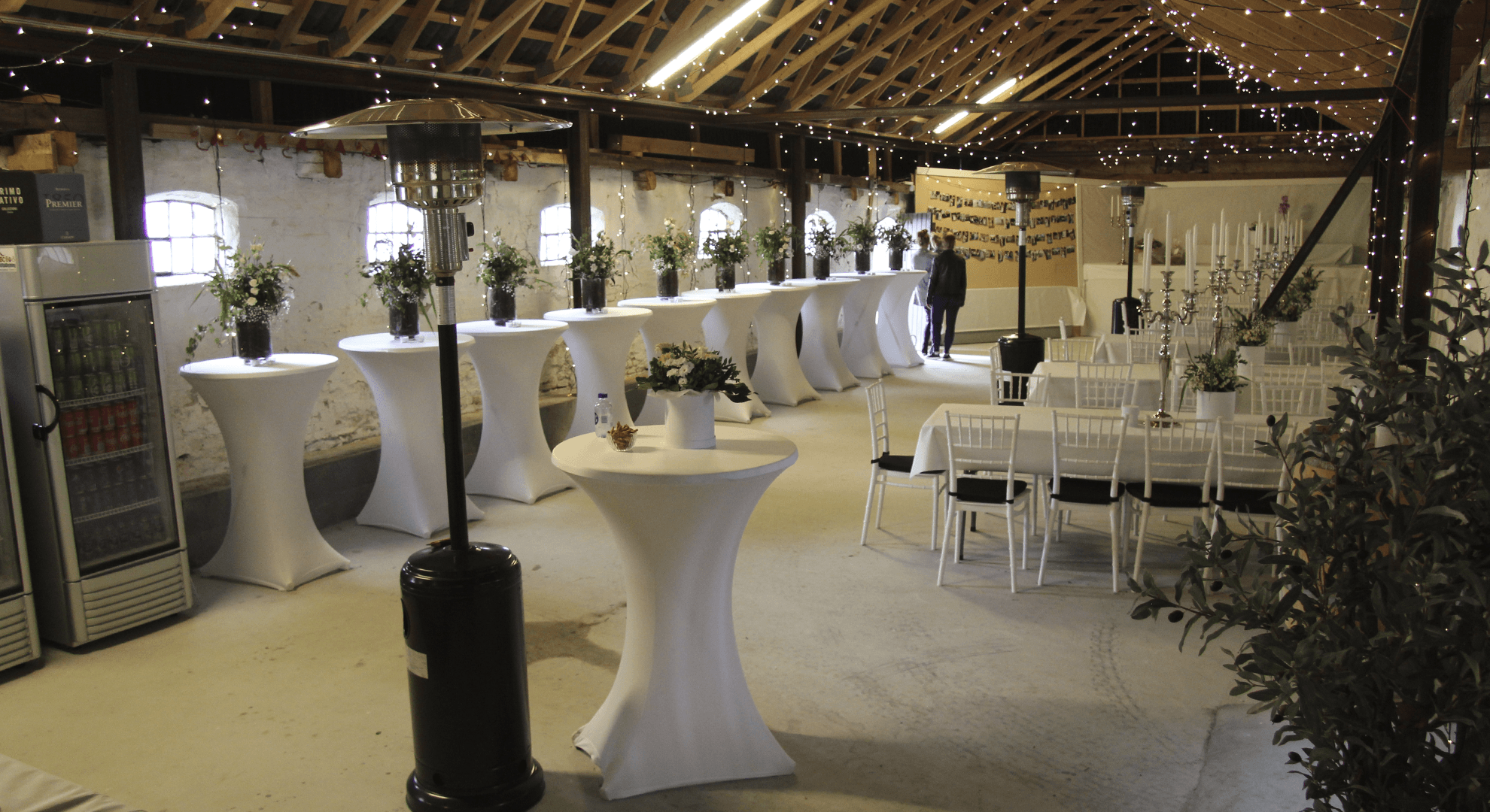 reception bryllupsreception gallri