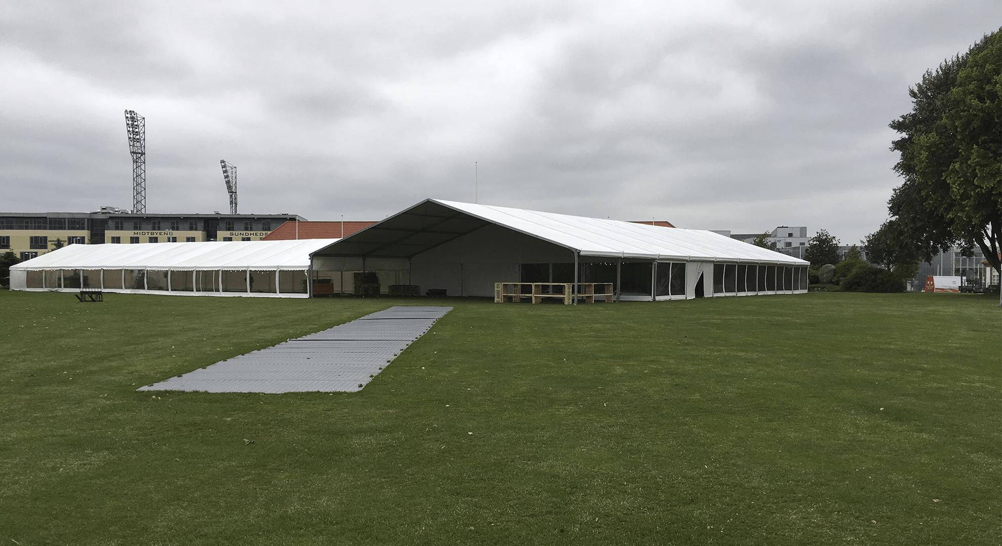 stort telt telt 15 m telt 20 m kæmpetelt galleri