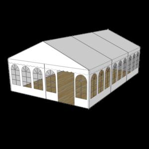 Telt 6×9 m