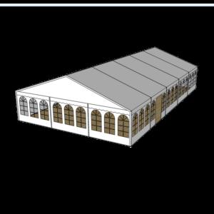 Telt 9×15 m