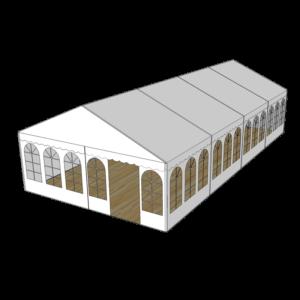Telt 6×12 m