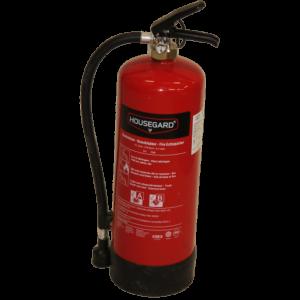 Brandslukker skumslukker